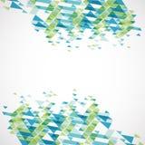 Fond abstrait géométrique Vecteur Image libre de droits