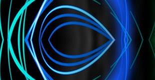 Fond abstrait graphique bleu Photographie stock libre de droits