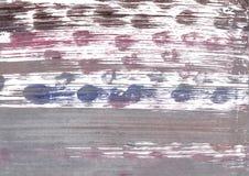 Fond abstrait gris espagnol d'aquarelle Image libre de droits