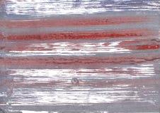 Fond abstrait gris espagnol d'aquarelle Images libres de droits