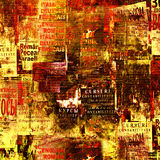 Fond abstrait grunge Images stock