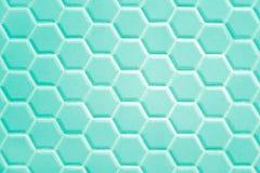 Fond abstrait, hexagone en céramique Hexagones géométriques images libres de droits
