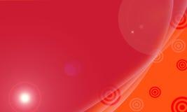 Fond abstrait - illustration Images stock