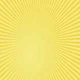 Fond abstrait jaune. Photo libre de droits