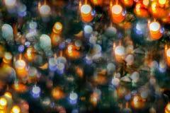 Fond abstrait lumineux Photographie stock libre de droits