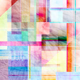 Fond abstrait lumineux Images libres de droits