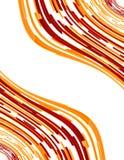 Fond abstrait moderne d'incendie Image libre de droits