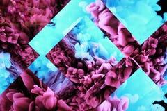 Fond abstrait multicolore photo libre de droits