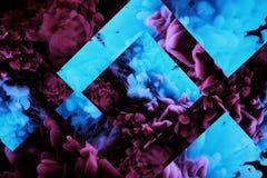Fond abstrait multicolore photos libres de droits