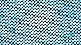 Fond abstrait multicolore des places bleues, losanges, tuiles de rectangles, mosaïque avec des coutures Illustration de vecteur T illustration stock