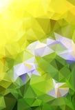 Fond abstrait naturel coloré Images stock