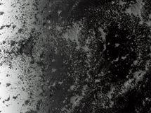 Fond abstrait noir et blanc Photos libres de droits