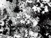 Fond abstrait noir et blanc Images stock