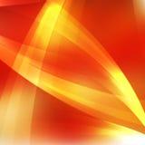 Fond abstrait orange illustration de vecteur