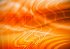 Fond abstrait orange Images stock