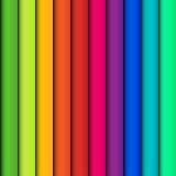 Fond rayé coloré Photographie stock libre de droits
