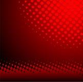 Fond abstrait rouge Photos libres de droits
