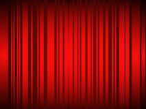 Fond abstrait rouge chaud Image libre de droits