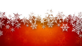 Fond abstrait rouge de Noël Photos libres de droits