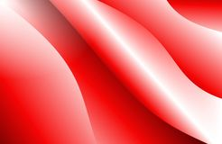 Fond abstrait rouge Illustration de vecteur illustration stock