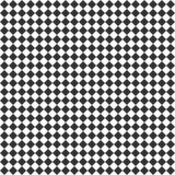Fond abstrait sans couture avec la tuile de losanges Modèle géométrique d'échecs diagonaux illustration stock