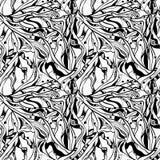 Fond abstrait sans joint illustration stock