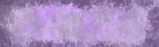Fond abstrait, texture de cru avec la frontière illustration libre de droits