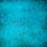Fond abstrait texturisé de grunge bleue photo stock
