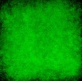 Fond abstrait texturisé de grunge verte Photographie stock