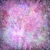 Fond abstrait texturisé de grunge pourprée Image stock