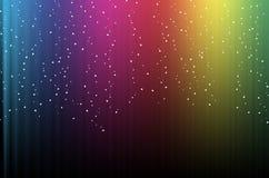 Fond abstrait toute couleur illustration stock