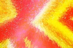 Fond abstrait unique coloré lumineux Image libre de droits
