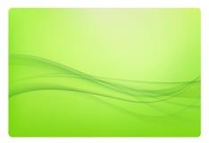 Fond abstrait vert Images libres de droits