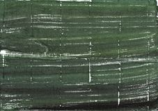 Fond abstrait vert d'aquarelle de Kombu images libres de droits
