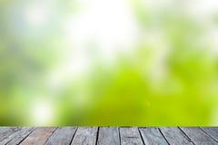 Fond abstrait vert de nature de tache floue