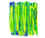 Fond acrylique coloré lumineux Photos libres de droits
