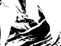 Fond affligé par lumière Fond de détresse d'impression d'encre Texture grunge Vecteur illustration libre de droits