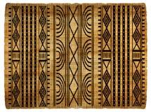 Fond africain Image libre de droits