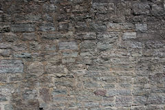 Fond antique de mur Photo libre de droits