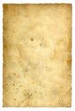 Fond antique de papier de photo Images libres de droits