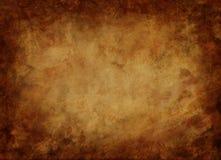 Fond antique de papyrus Images libres de droits