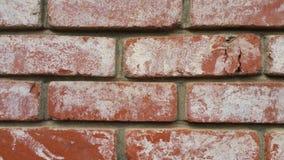 Fond Antiqued de brique rouge image libre de droits