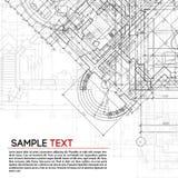 Fond architectural Photos libres de droits