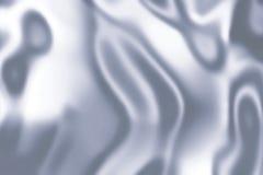 Fond argenté gris de tissu Images libres de droits