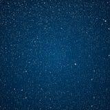 Fond astrologique de vecteur La nuit le ciel étoilé ENV 10 Images libres de droits