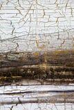 Fond avec de l'or, des fissures et des filets de peinture dans le rétro style image libre de droits