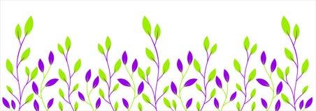 Fond avec des branches Image libre de droits