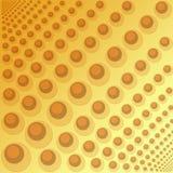 Fond avec des cercles Images stock