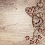 Fond avec des coeurs pour St Valentine, mères ou Farthers DA Image stock
