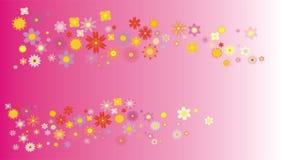 Fond avec des couleurs multicolores Illustration Libre de Droits
